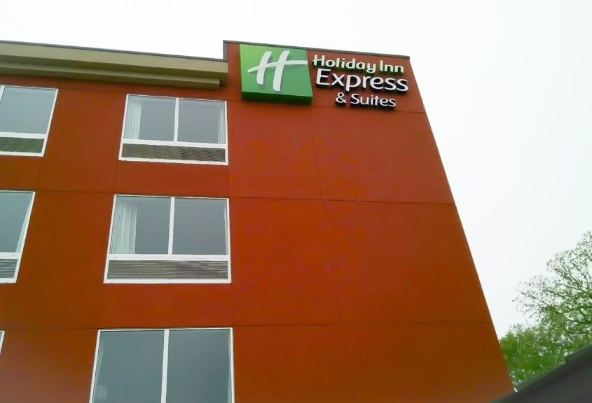 Holiday Inn Express & Suites Building