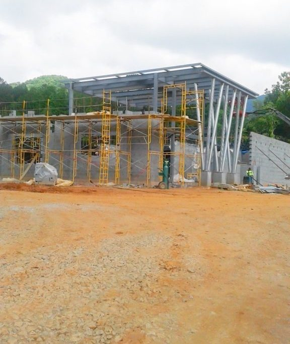 Polk County Jail Construction