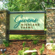 Givens Highland Farms Sign